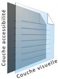 Illustration d'un PDF accessible