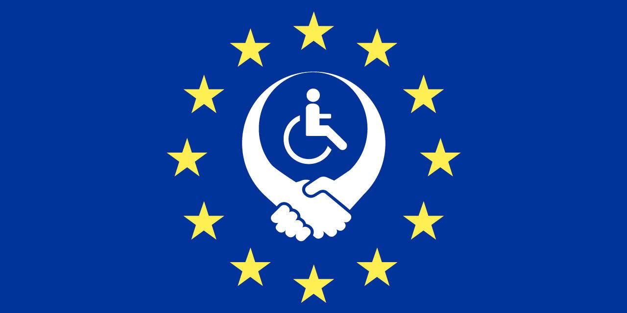 Image illustrant ce que disent les Lois Européennes à propos de l'accessibilité numérique