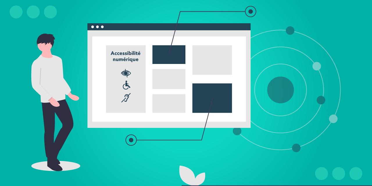 Image illustrant comment se conformer aux règles d'accessibilité numérique actuelles ?