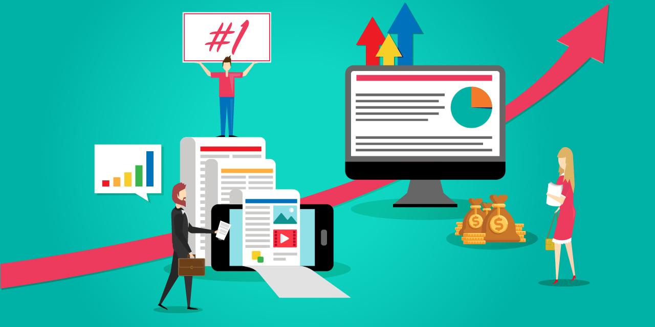 Photo d'illustration sur les tendances du digital Publishing