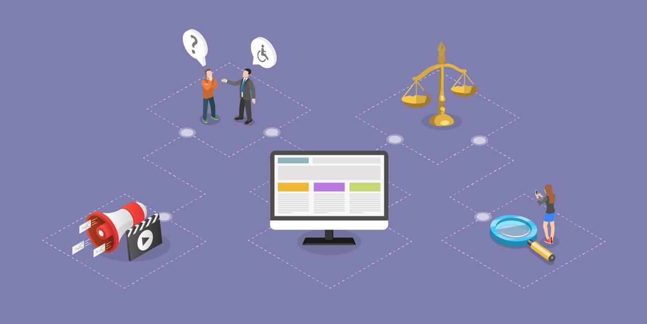 Décret de loi Accessibilité Numérique : Comment Répondre aux Enjeux Juridiques et Légaux ?