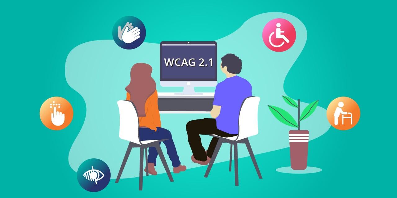 Tout savoir sur les critères WCAG 2.1