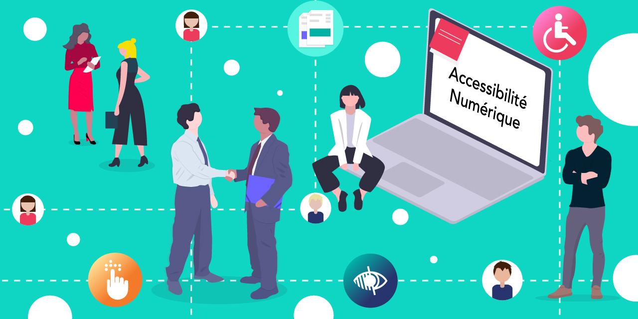 les métiers de l'accessibilité numérique